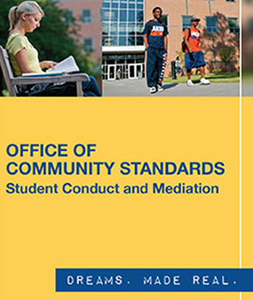 Student Conduct Brochure