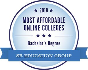 2019 Most Affordable Online Colleges Logo